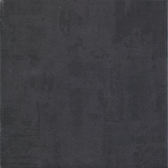 Gres szkliwiony FARGO black satin 59,8x59,8 gat. II