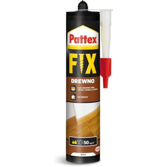 Klej uniwersalny PATTEX Fix Drewno 400 g
