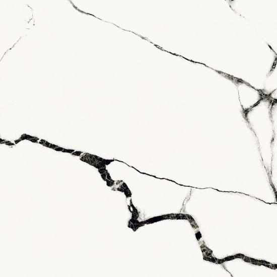 Gres szkliwiony ETERNAL white polished 59,8x59,8 gat. I