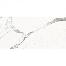 Gres SATUARIO ROCK CARVING white poler 60x120 gat. I