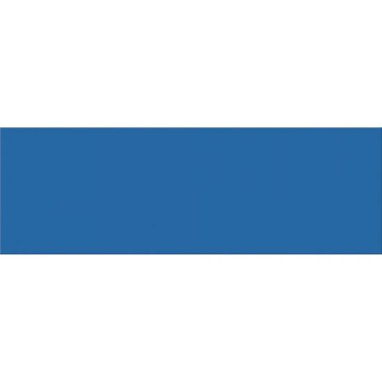 Płytka ścienna VIVID COLOURS niebieska błyszcząca 25x75 gat. I