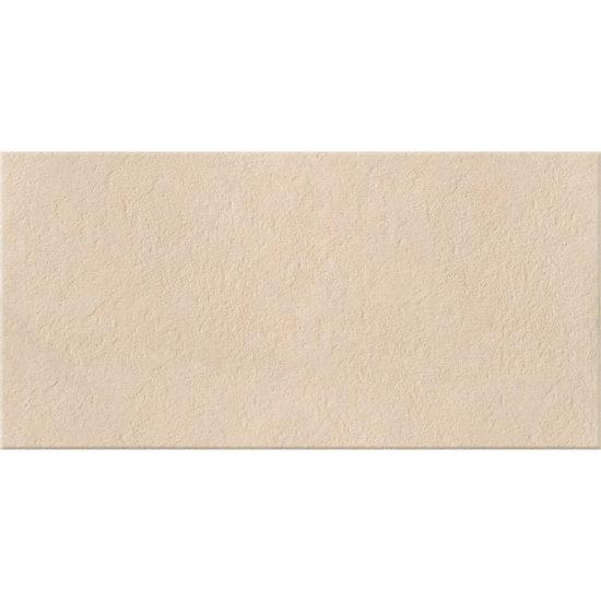 Gres zdobiony DRY RIVER cream mat 29,55x59,4 gat. I