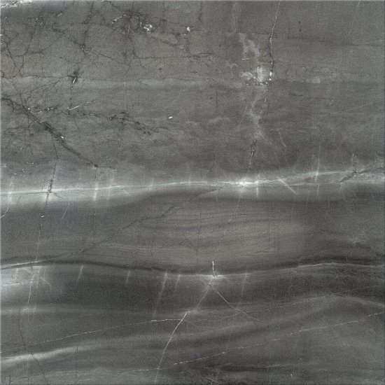 Gres szkliwiony ROSTA graphite glossy 42x42 gat. II