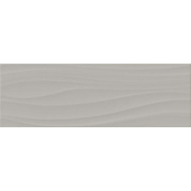 Płytka ścienna PLAIN grey struktura 20x60 gat. I