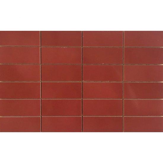 Płytka ścienna mozaika AROMA brown prostokąty glossy 25x40 gat. I