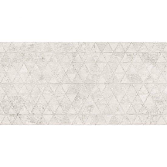 Płytka ścienna HEXA light grey microstructure 29,8x59,8 gat. II