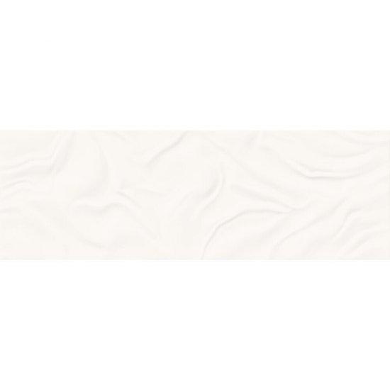 Płytka ścienna FROZEN LAKE white struktura satyna 39,8x119,8 gat. II