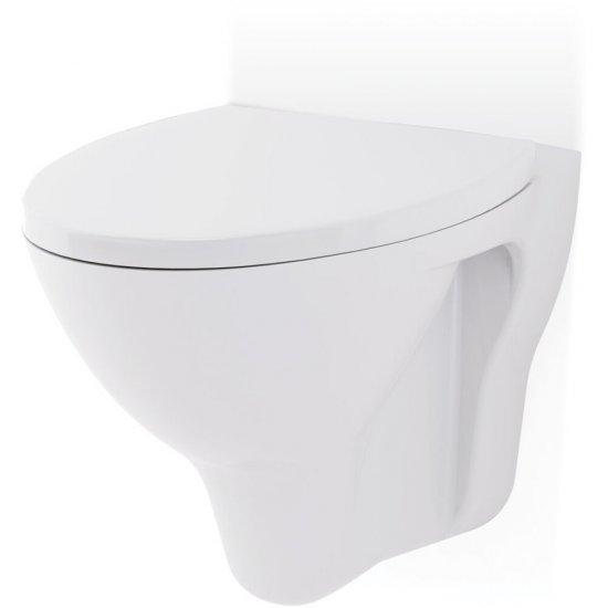 Miska WC podwieszana MITO RED deska
