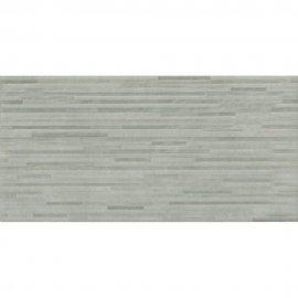 Płytka ścienna FRESH MOSS grey structure 29,8x59,8 gat. II