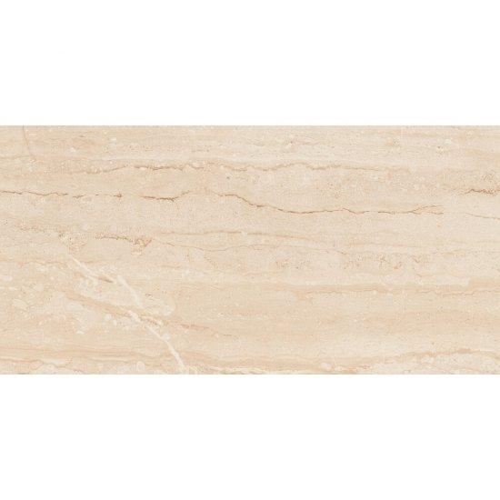 Gres szkliwiony DAINO cream mat 45,6x90,2 gat. II