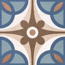 Gres szkliwiony PRIMAVERA mix 3 mat 18,6x18,6 Golden Tile gat. I