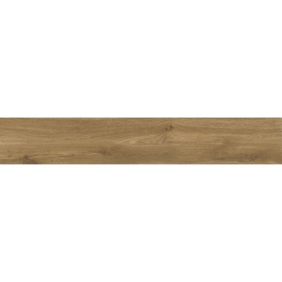 Gres szkliwiony KRONEWALD dark beige mat 19,8x119,8 Golden Tile gat. I