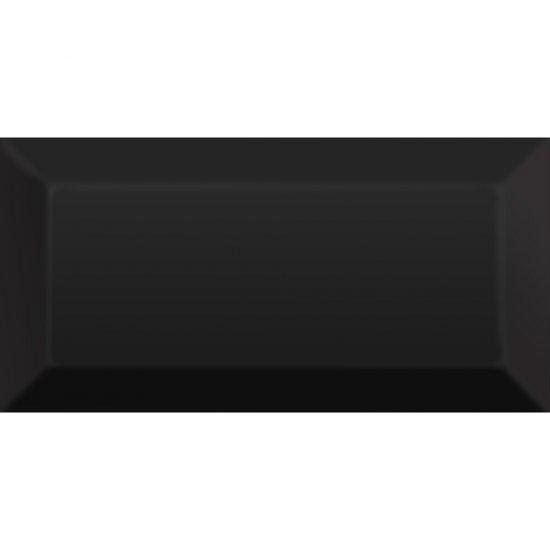 Płytka ścienna METROTILES 3D black połysk 10x20 Golden Tile gat. I