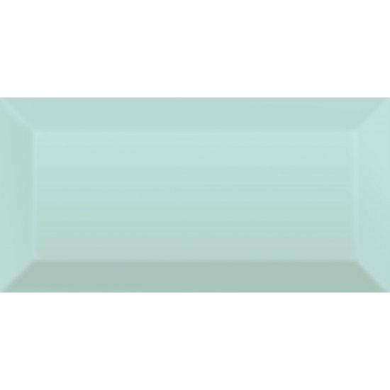 Płytka ścienna METROTILES 3D mint połysk 10x20 Golden Tile gat. I