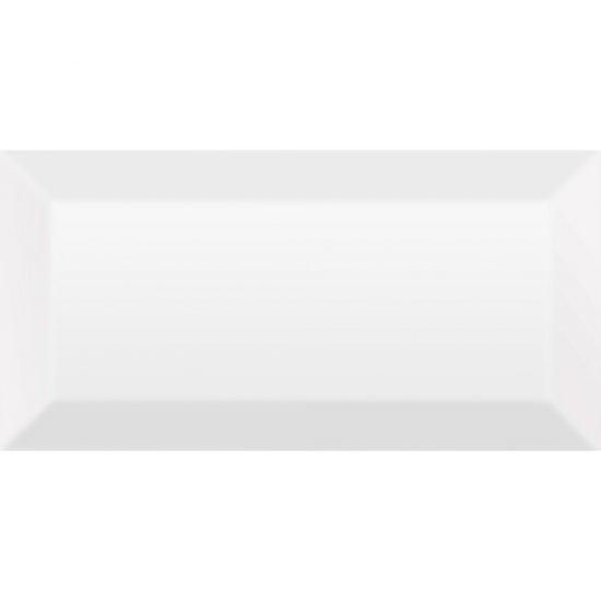 Płytka ścienna METROTILES 3D white satin 10x20 Golden Tile gat. I