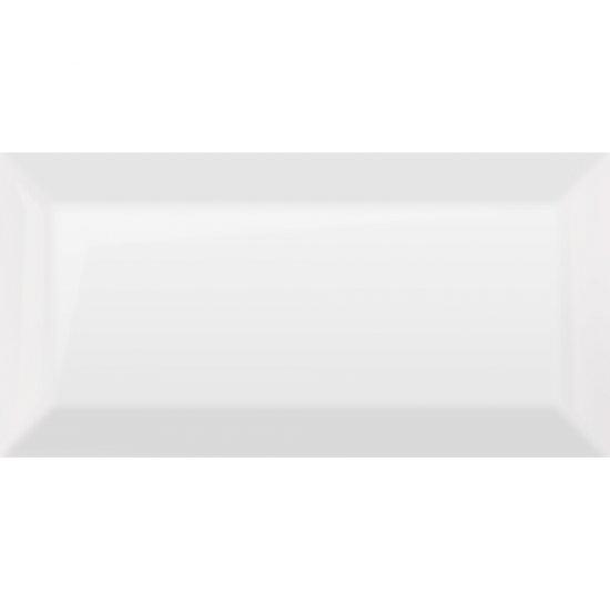 Płytka ścienna METROTILES 3D white połysk 10x20 Golden Tile gat. I