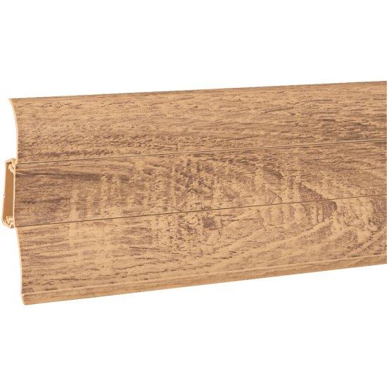 Listwa przypodłogowa Perfecta Wood dąb dorrian 2,5 m KORNER