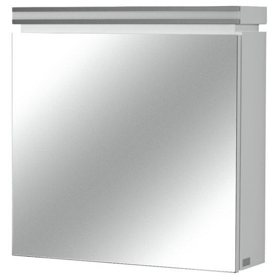 Szafka łazienkowa wisząca z lustrem OLIVIA
