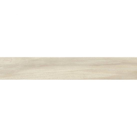 Gres szkliwiony SOFTWOOD cream mat 14,7x89 gat. I