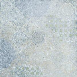 Gres szkliwiony hiszpański Aparici Bohemian Blue Natural 99,55x99,55 gat. I