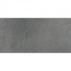 Klinkier podstopnica SOLAR szary structure glossy 14,8x30 gat. I