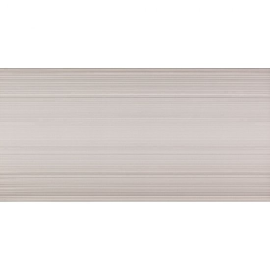 Płytka ścienna AVANGARDE grey glossy 29,7x60 gat. I