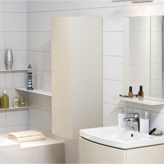 Szafka łazienkowa wisząca EASY 103 biała