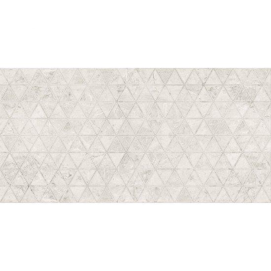 Płytka ścienna HEXA light grey microstructure 29,8x59,8 gat. I