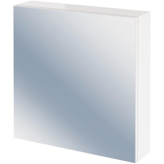 Szafka łazienkowa wisząca z lustrem COLOUR