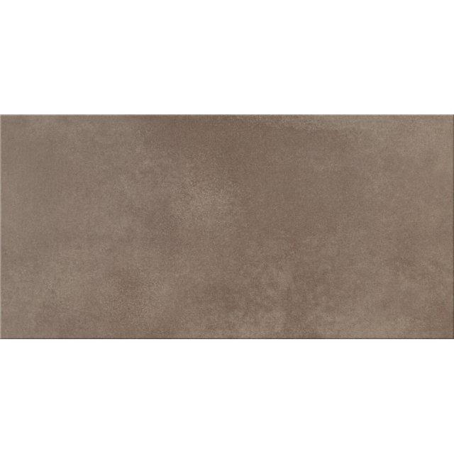 Gres szkliwiony CITY SQUARES brown mat 29,7x59,8 gat. II