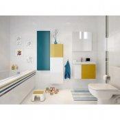 Szafka podumywalkowa COLOUR pod umywalki COLOUR / COMO / ONTARIO NEW 50 biała