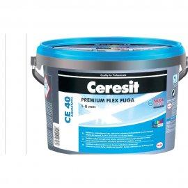 Fuga elastyczna CERESIT CE 40 marble white 2 kg