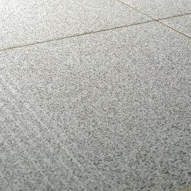 Gres szkliwiony stopnica MILTON szary mat 29,7x29,7 gat. II