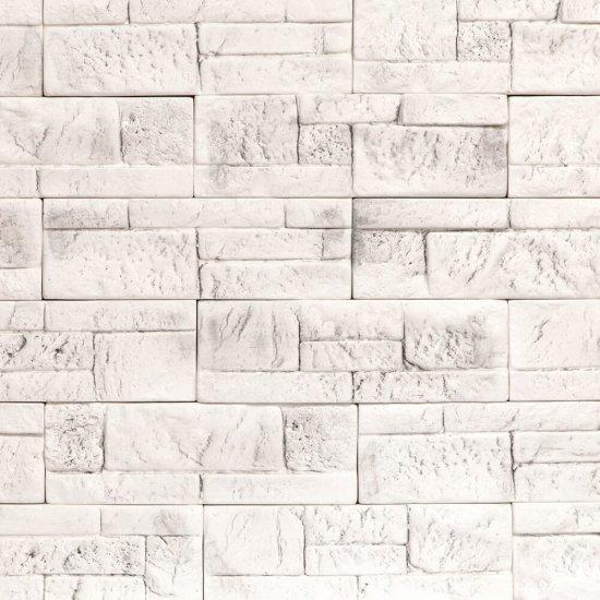 Kamień dekoracyjny wewnętrzny SAVONA biały STONES