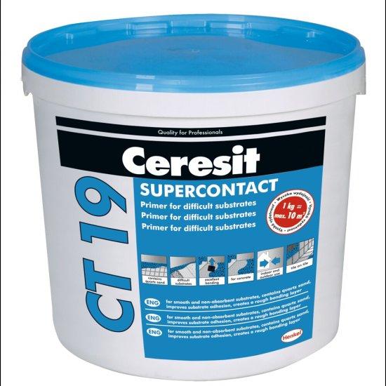 Grunt do trudnych podłoży CERESIT CT 19 SUPERKONTAKT 1 kg