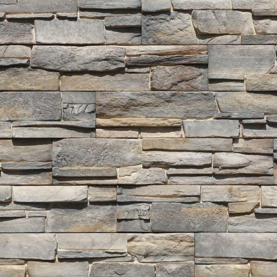 Kamień dekoracyjny zewnętrzny GRENADA 1 multikolor STEGU