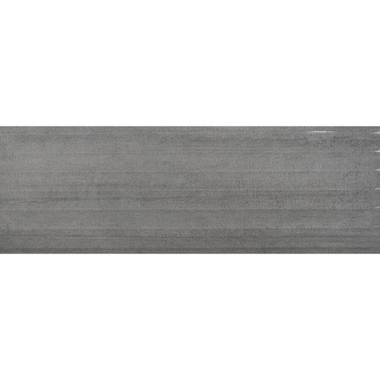 Płytka hiszpańska ścienna LINEAS szary 29,5x90