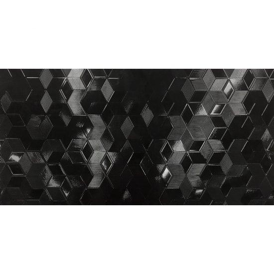 Płytka ścienna MICRO STYLE black microstructure 29,8x59,8 gat. I
