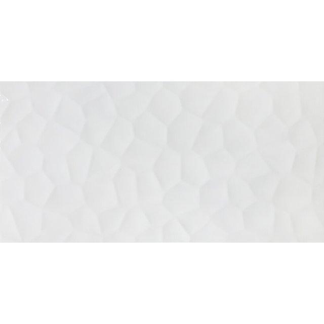 Płytka ścienna MODERN STYLE white struktura miodu 29,8x59,8 gat. I