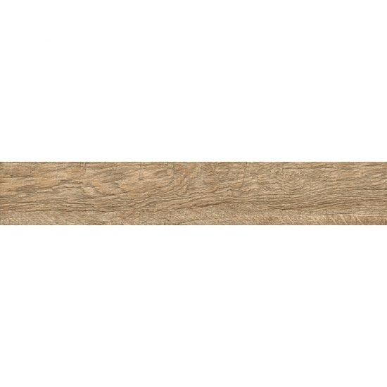 Gres szkliwiony LEGNO RUSTICO beige mat 14,7x89,5 gat. I