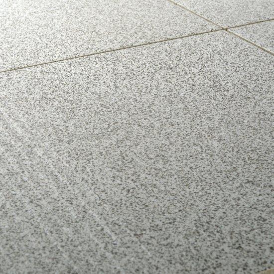Gres szkliwiony stopnica MILTON szary mat 29,7x29,7 gat. I