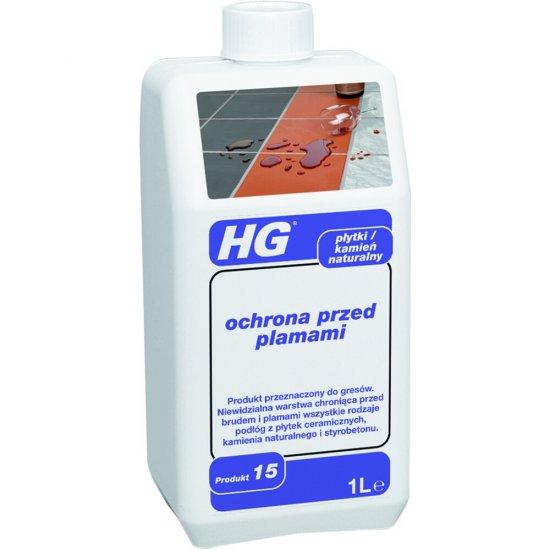 Środek zabezpieczający HG ochrona przed plamami 1 l