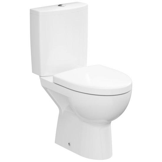 Kompakt WC 218 PARVA deska duroplastowa antybakt wolnoopad