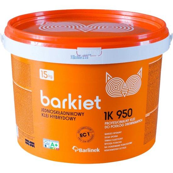 Klej jednoskładnikowy na bazie polimeru hybrydowego 15 kg Barlinek
