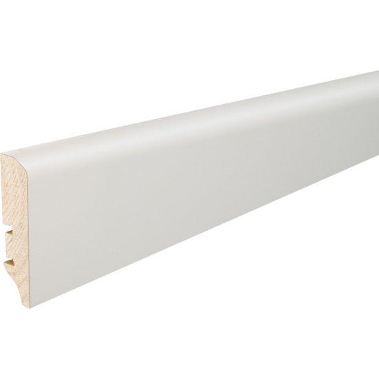 Listwa przypodłogowa Barlinek ELITE P50 Biała 2,2 m
