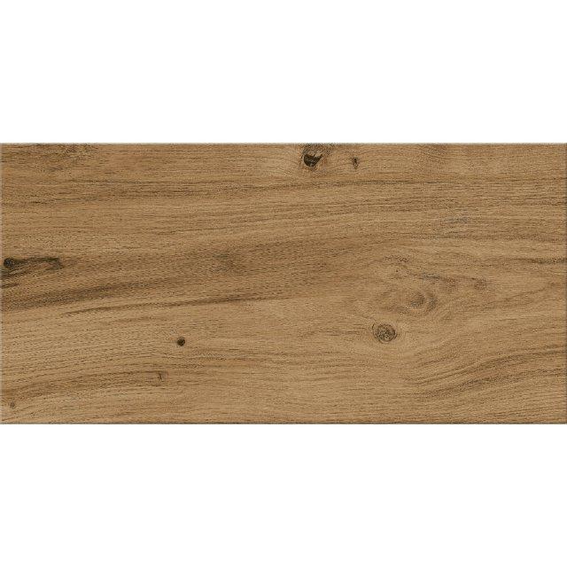 Gres szkliwiony ASHVILLE brown mat 29,7x59,8 gat. I