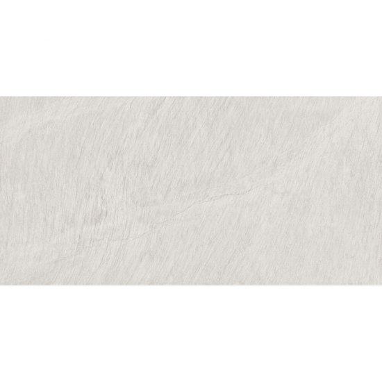 Gres szkliwiony YAKARA white mat 44,6x89,5 gat. I