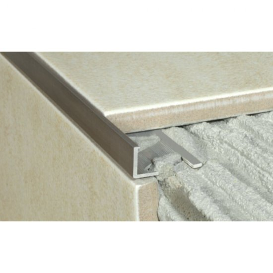 Profil krawędziowy A50 srebrny 2,5 m EFFECTOR