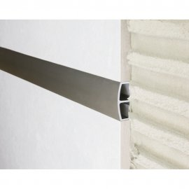 Profil dekoracyjny RIO A84 srebrny 2,7 m 25 EFFECTOR