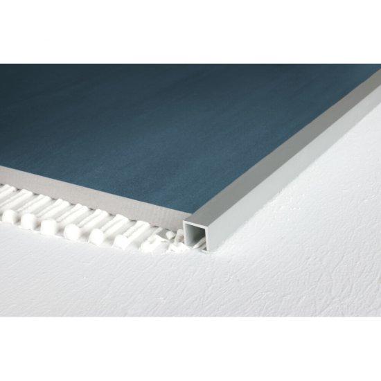 Profil zakończeniowy A88 srebrna 12 mm 2,7 m EFFECTOR